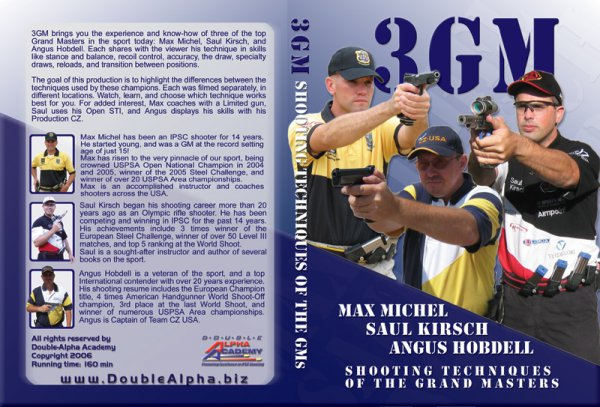3GM-Techniques of the Grand Masters DVD