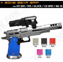 A-Zone Solid Color Gear Grips