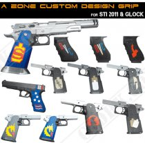 A-Zone Custom Design Gear Grips