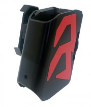 Alpha-X Pouch with Inlay