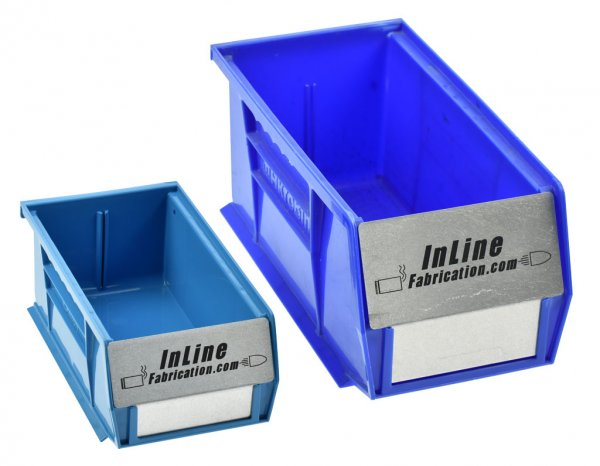Inline Fabrication Bin Barrier