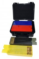 CED Waterproof Case with Ammo Trays
