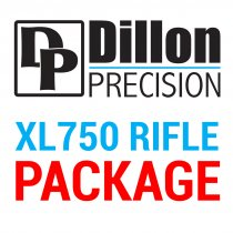 CED/DAA/Dillon 750 Reloading Package - Rifle