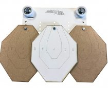 DAA Dry-Fire RUNNER/SLIDER Target Kit