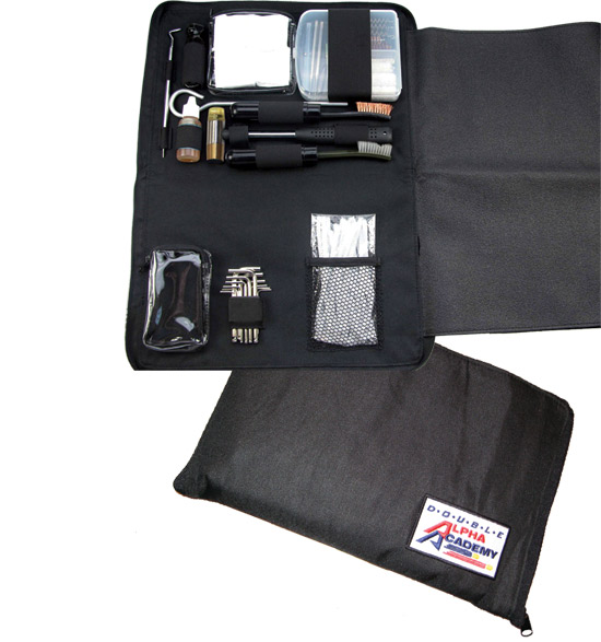 Range Ready Cleaning Kit