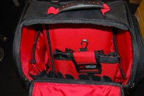 CED/DAA RangePack (medium) - IPSC Shooting Range Bag 3