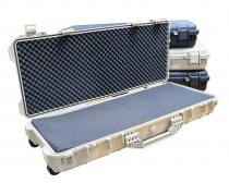 CED waterproof Rifle Case with wheels