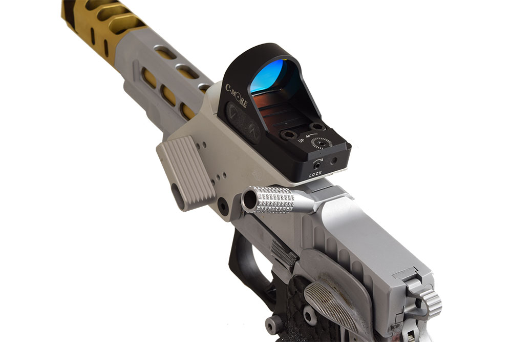 DAA C-More RTS2 Scope Mount
