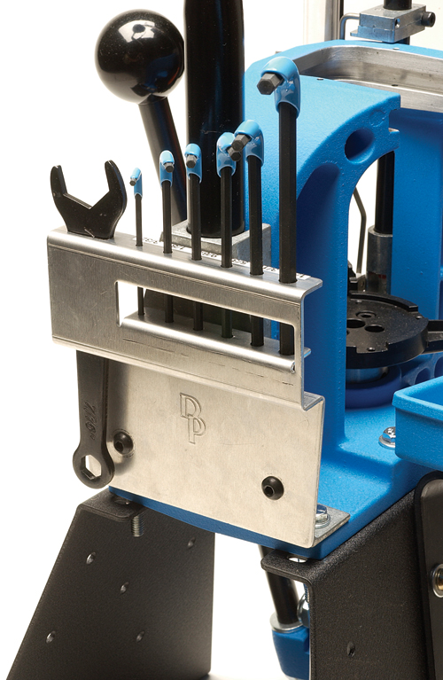 Dillon XL650 Tool Holder With Wrenches