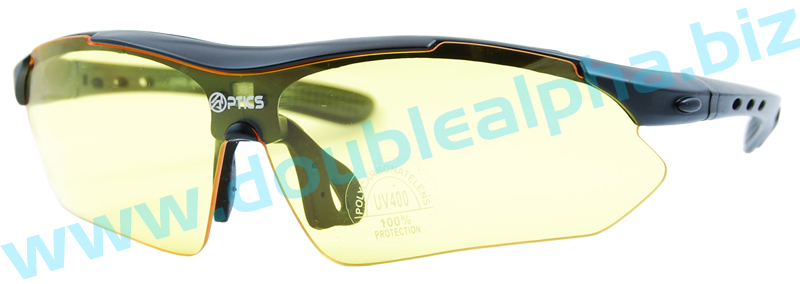 DAA Optics Alpha Model Yellow Lens