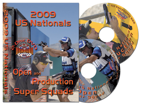 2009 US Nationals Open and Production Super Squad DVD