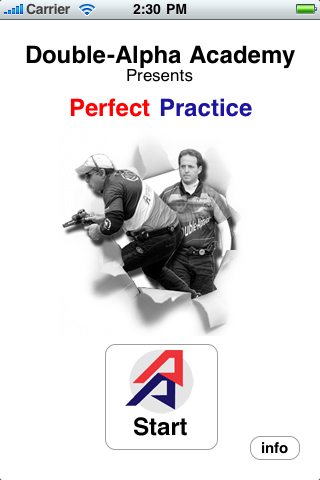 Perfect Practice - iPhone / iPod Touch Application