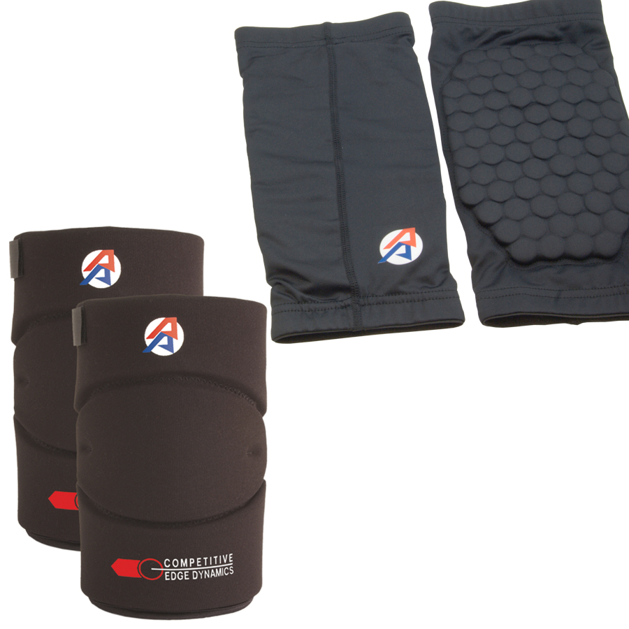 Combo: CED Knee Pads and DAA Elbow Pads