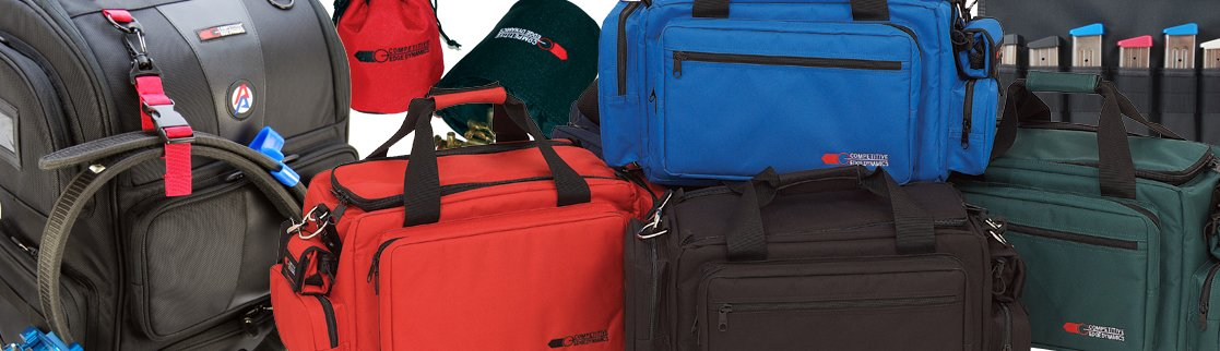 Range Bags and Accessories